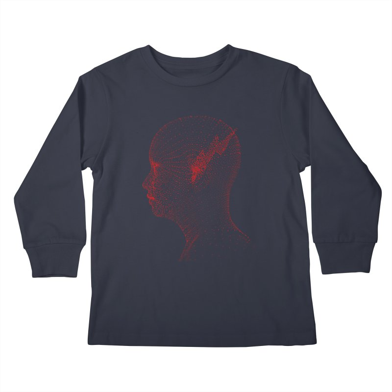 The Messenger Kids Longsleeve T-Shirt by ZWOONT!