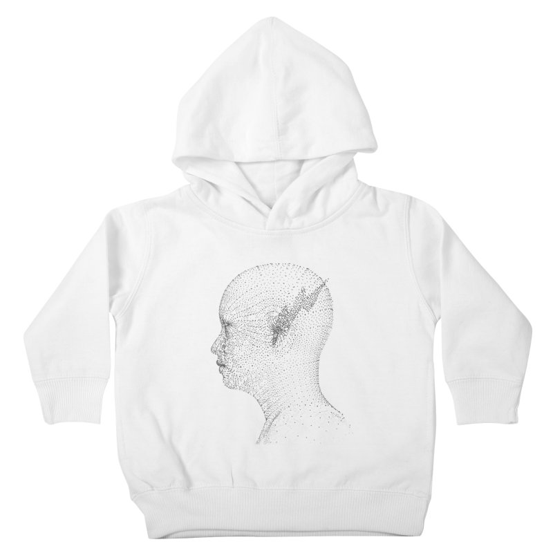 The Messenger BW Kids Toddler Pullover Hoody by ZWOONT!