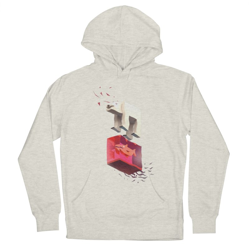 Lunch Women's French Terry Pullover Hoody by ZWOONT!