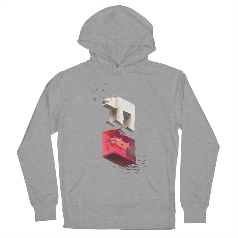 Lunch Men's French Terry Pullover Hoody by ZWOONT!
