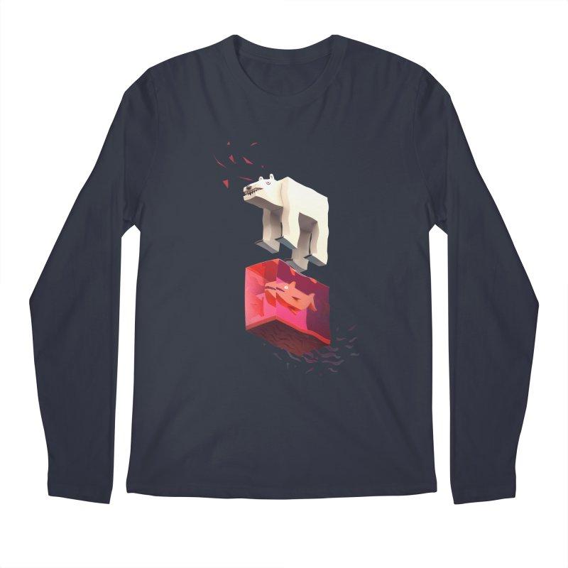 Lunch Men's Regular Longsleeve T-Shirt by ZWOONT!