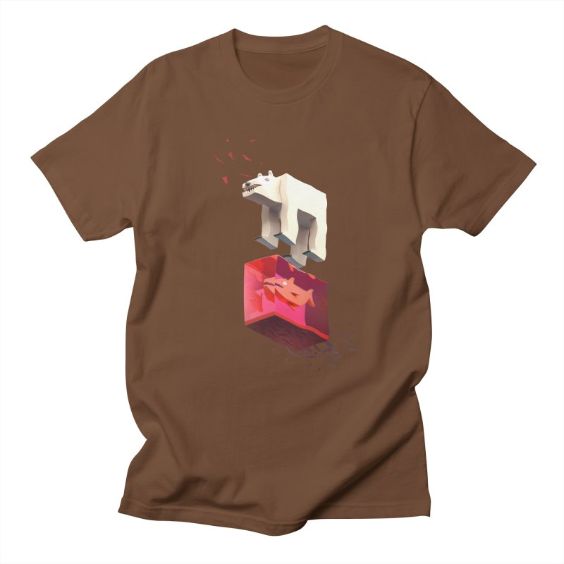 Lunch Men's T-shirt by ZWOONT!