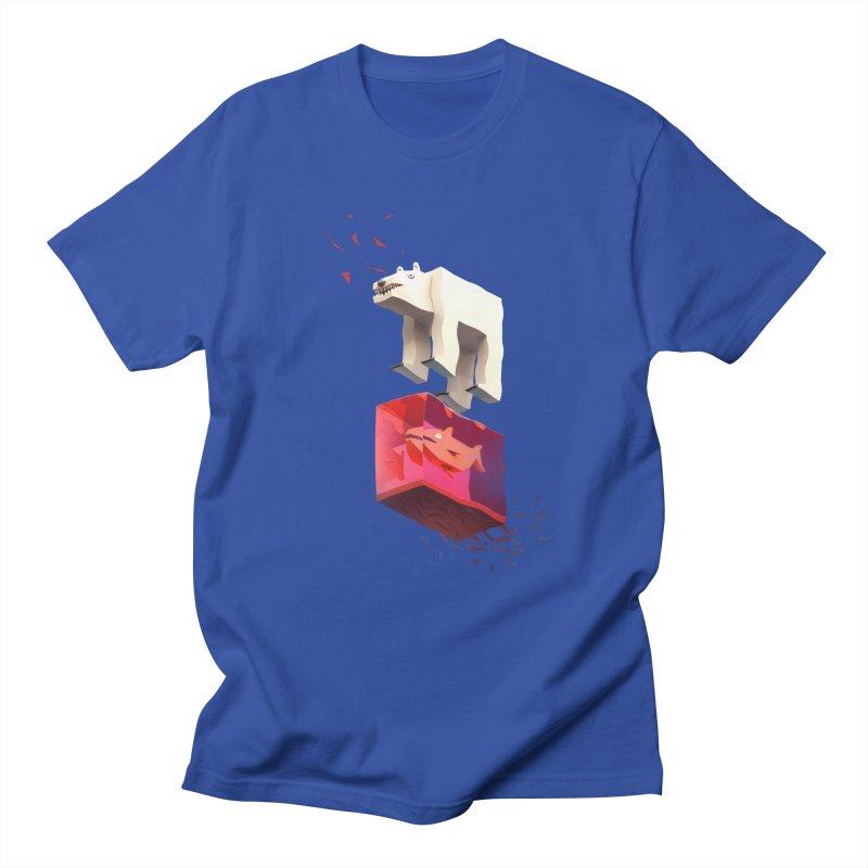 Lunch Men's Regular T-Shirt by ZWOONT!