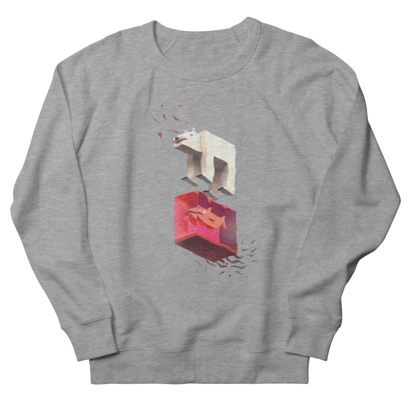 Lunch Men's Sweatshirt by ZWOONT!