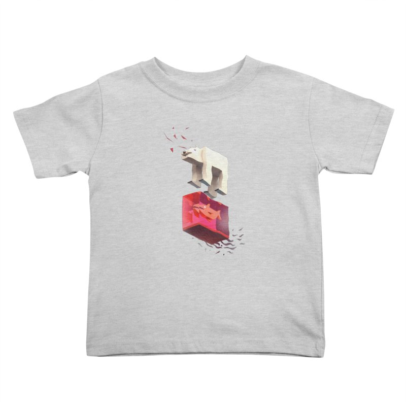 Lunch Kids Toddler T-Shirt by ZWOONT!