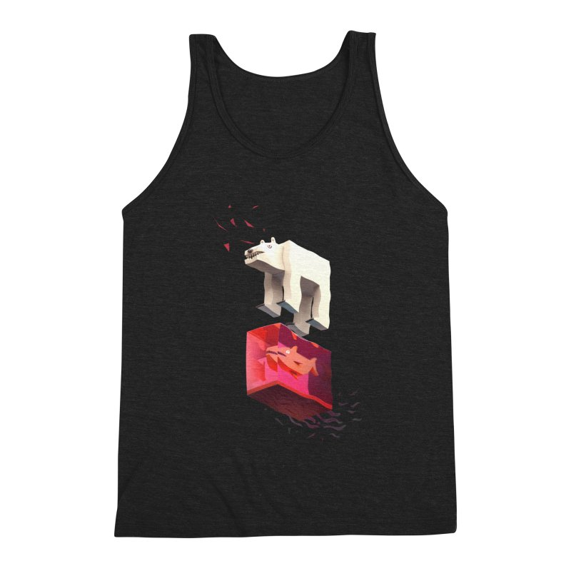 Lunch Men's Tank by ZWOONT!