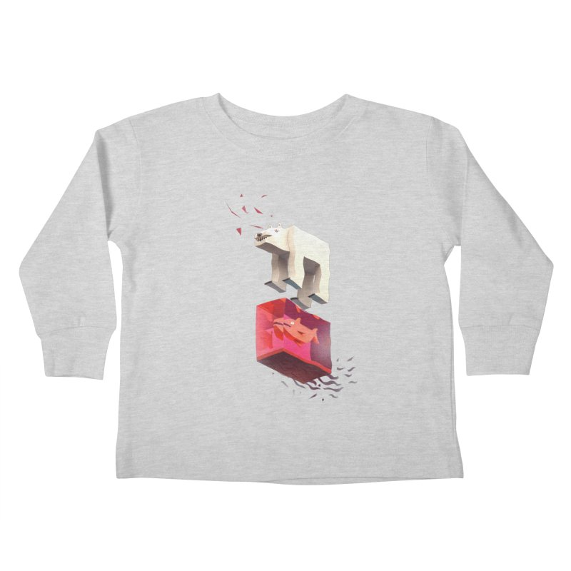 Lunch Kids Toddler Longsleeve T-Shirt by ZWOONT!
