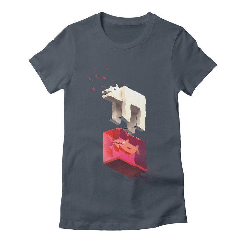 Lunch Women's T-Shirt by ZWOONT!