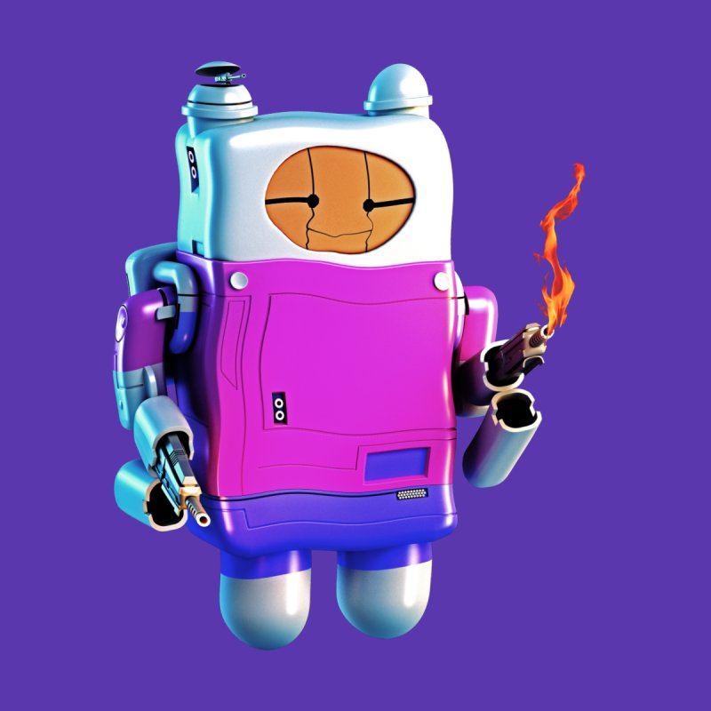 Cutebot Kids Baby T-Shirt by ZWOONT!