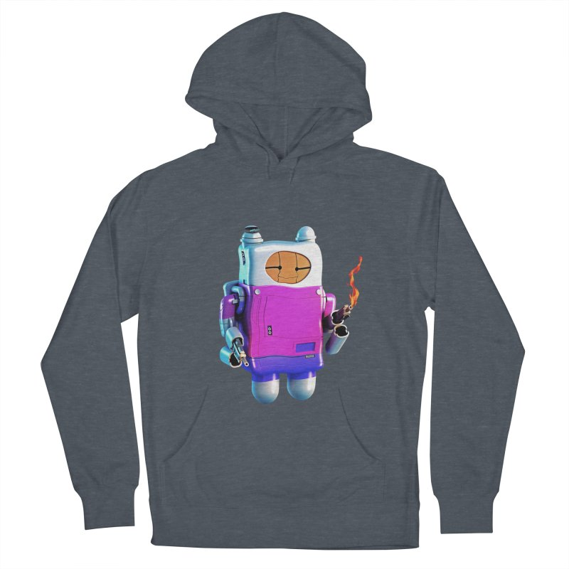 Cutebot Women's French Terry Pullover Hoody by ZWOONT!