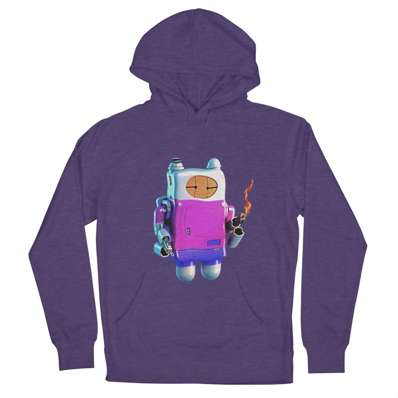 Cutebot Men's Pullover Hoody by ZWOONT!