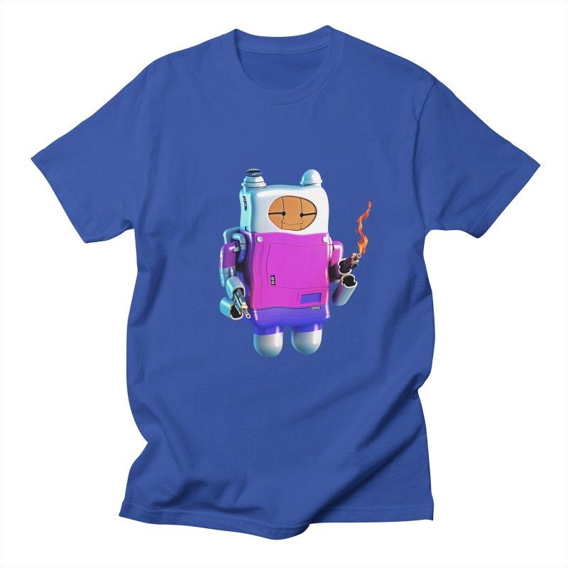 Cutebot Men's T-Shirt by ZWOONT!