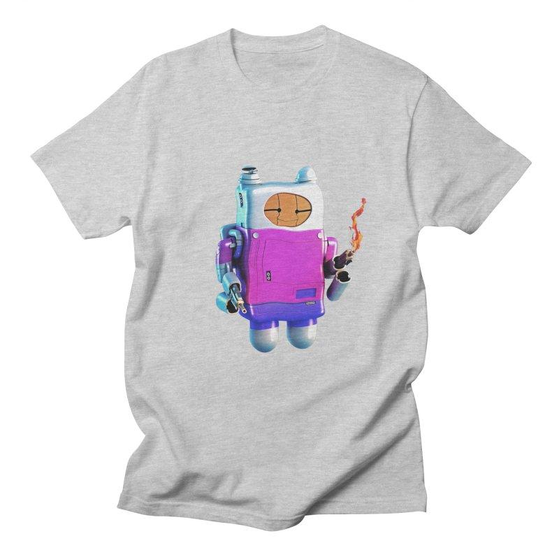 Cutebot Men's Regular T-Shirt by ZWOONT!