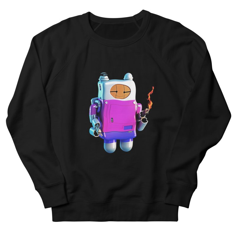 Cutebot Women's French Terry Sweatshirt by ZWOONT!