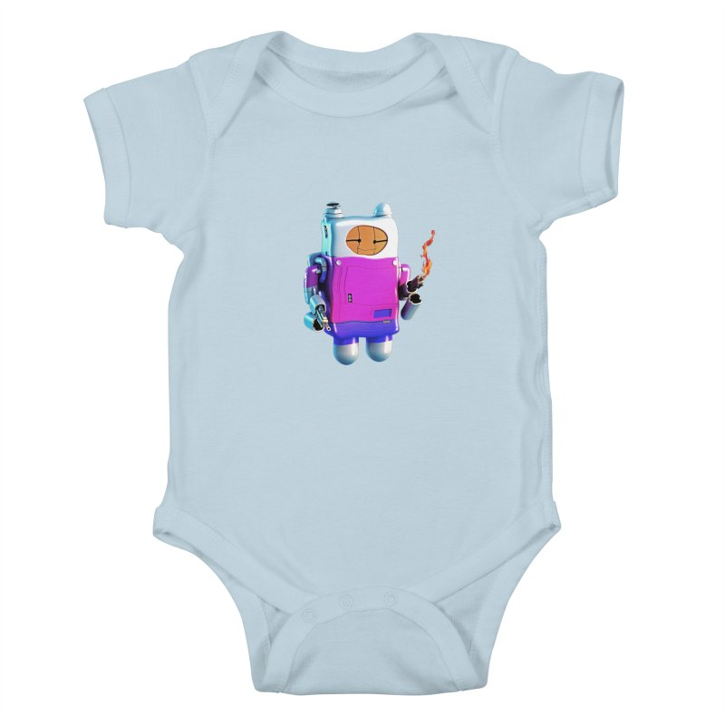 Cutebot Kids Baby Bodysuit by ZWOONT!