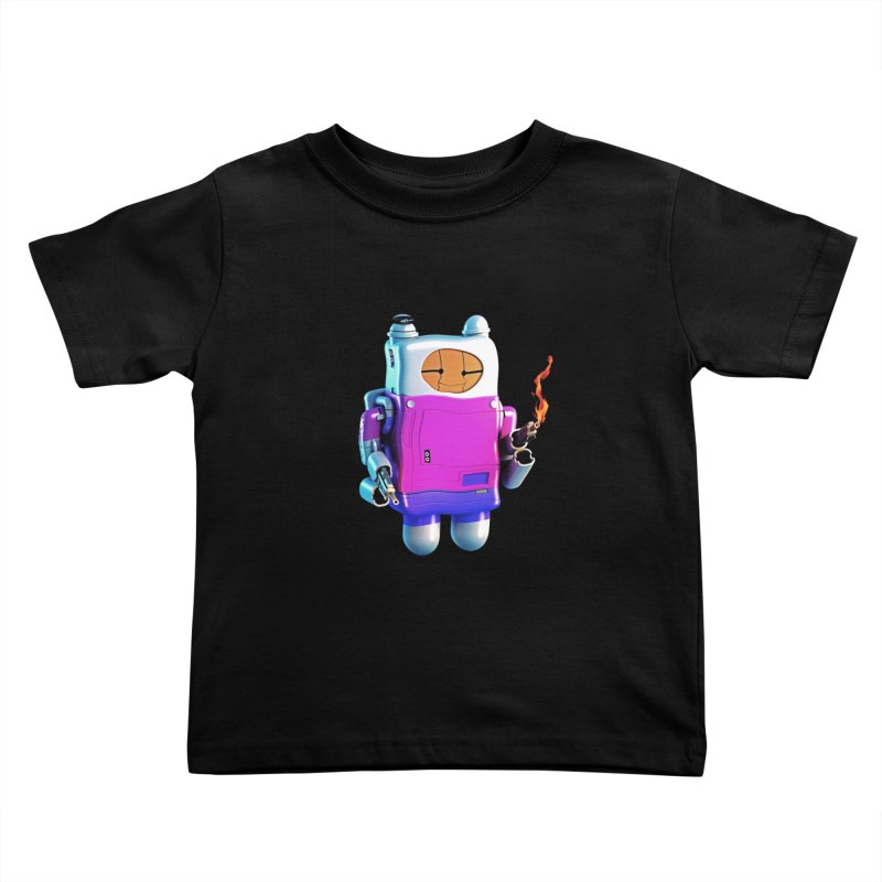Cutebot Kids Toddler T-Shirt by ZWOONT!