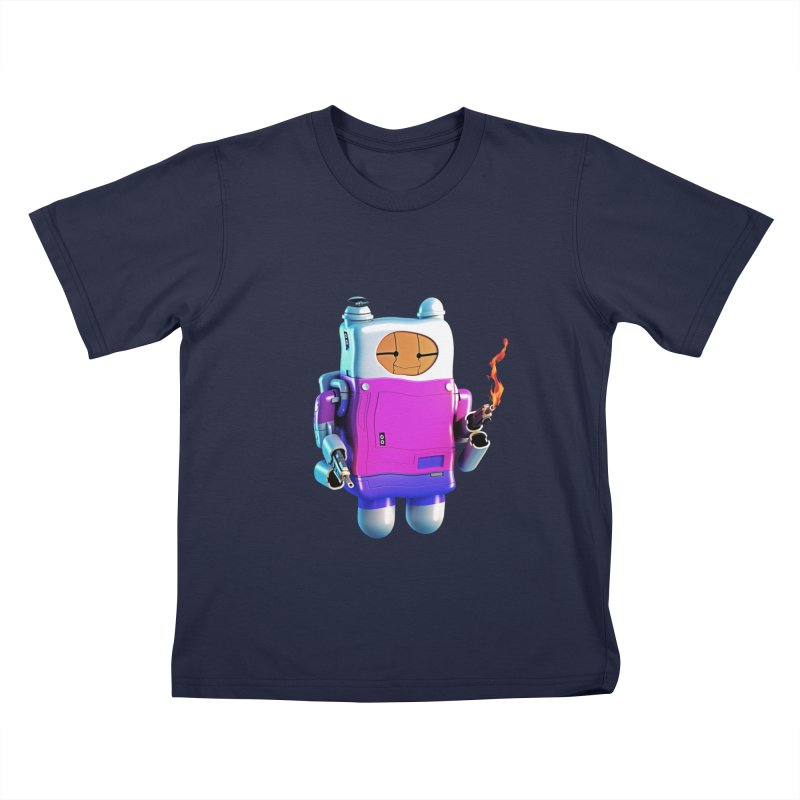 Cutebot Kids T-shirt by ZWOONT!