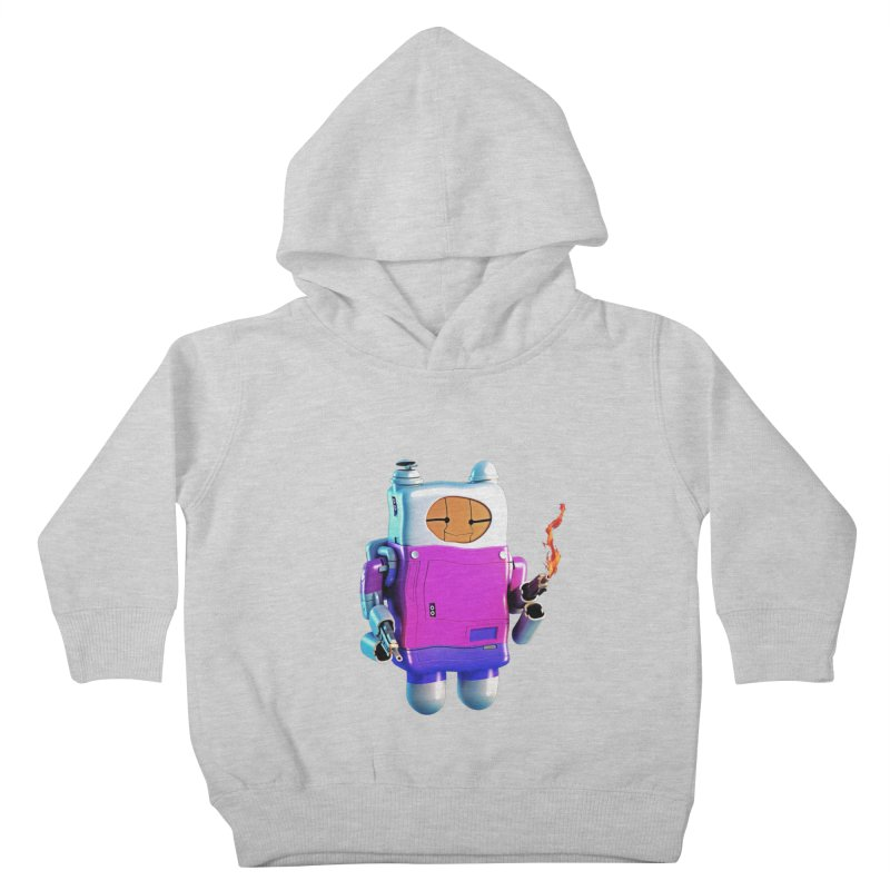 Cutebot Kids Toddler Pullover Hoody by ZWOONT!