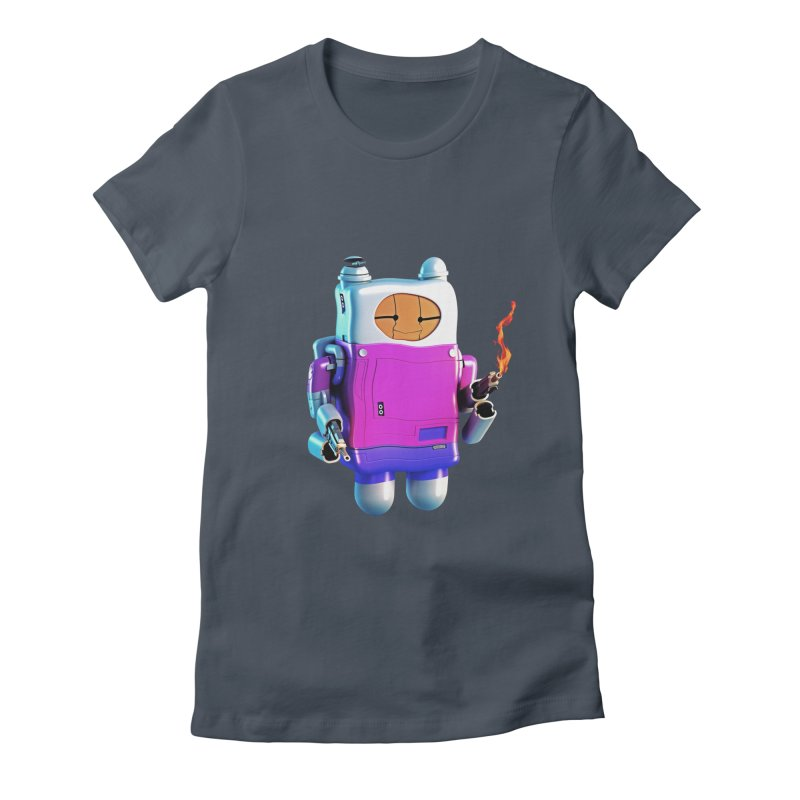 Cutebot Women's T-Shirt by ZWOONT!
