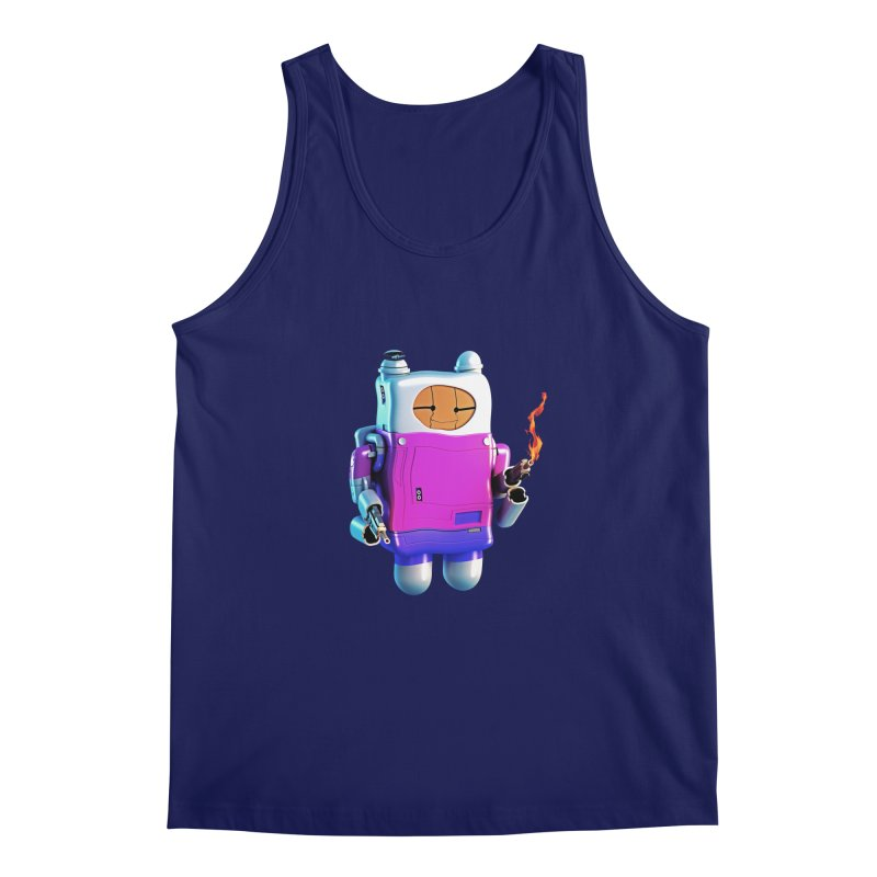 Cutebot Men's Tank by ZWOONT!