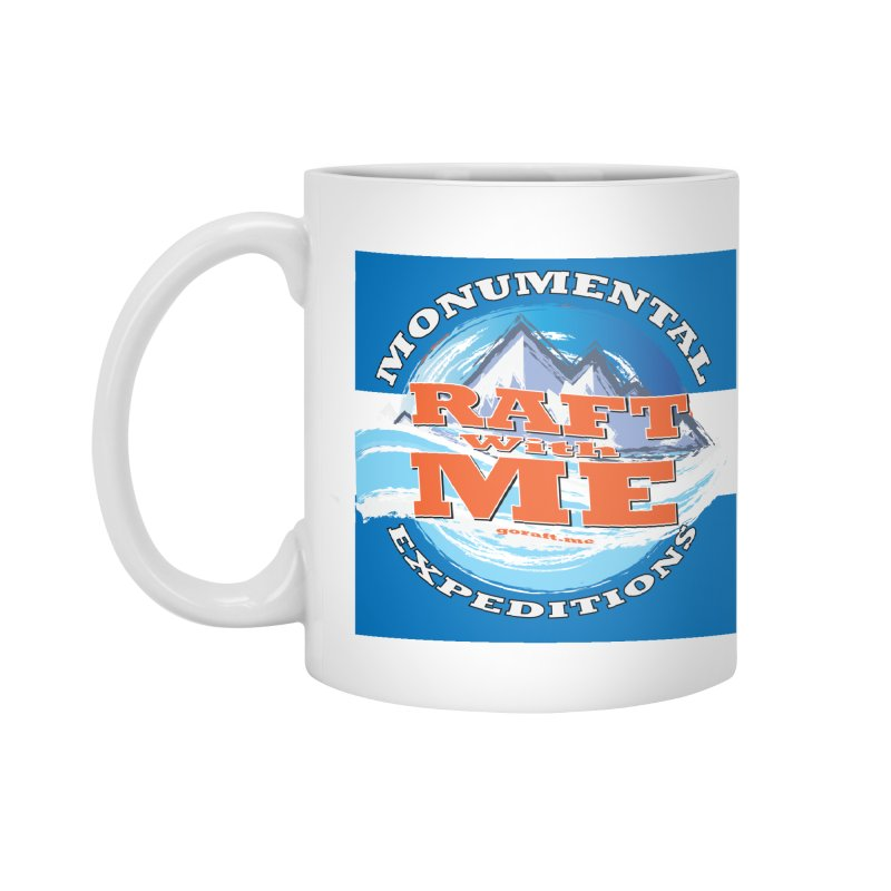 Raft with ME Accessories Standard Mug by Monumental Expeditions