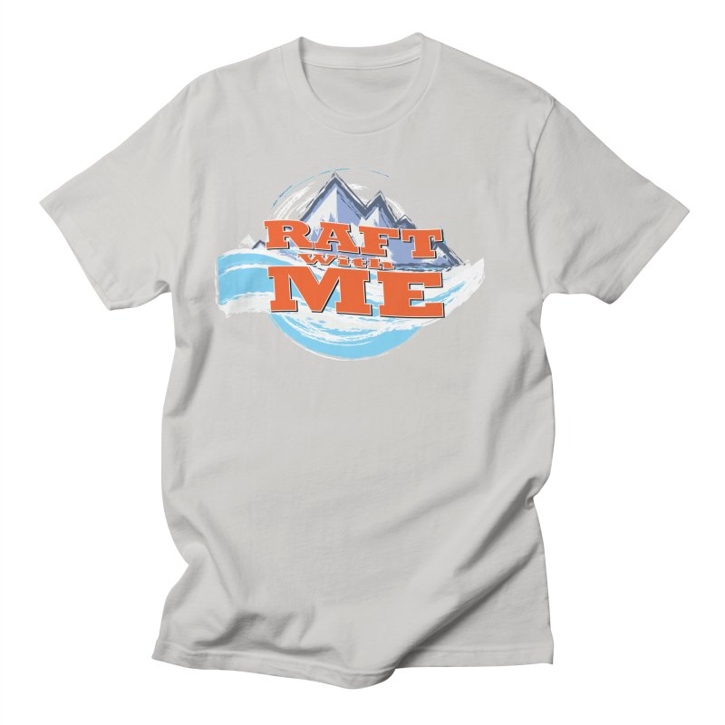 Raft with ME II Men's Regular T-Shirt by Monumental Expeditions