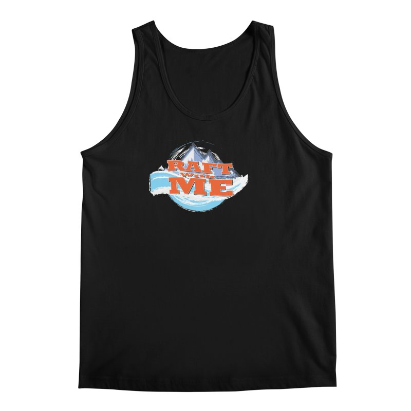 Raft with ME II Men's Regular Tank by Monumental Expeditions