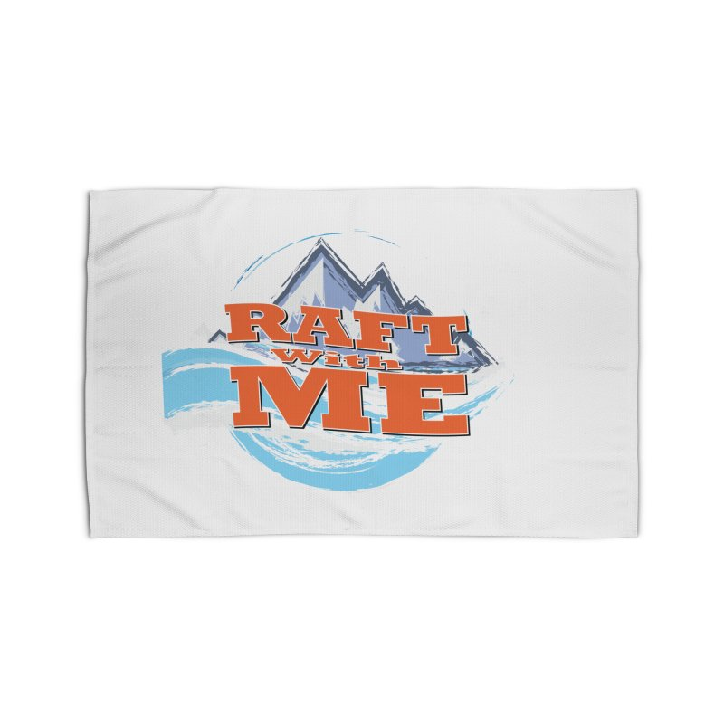 Raft with ME II Home Rug by Monumental Expeditions
