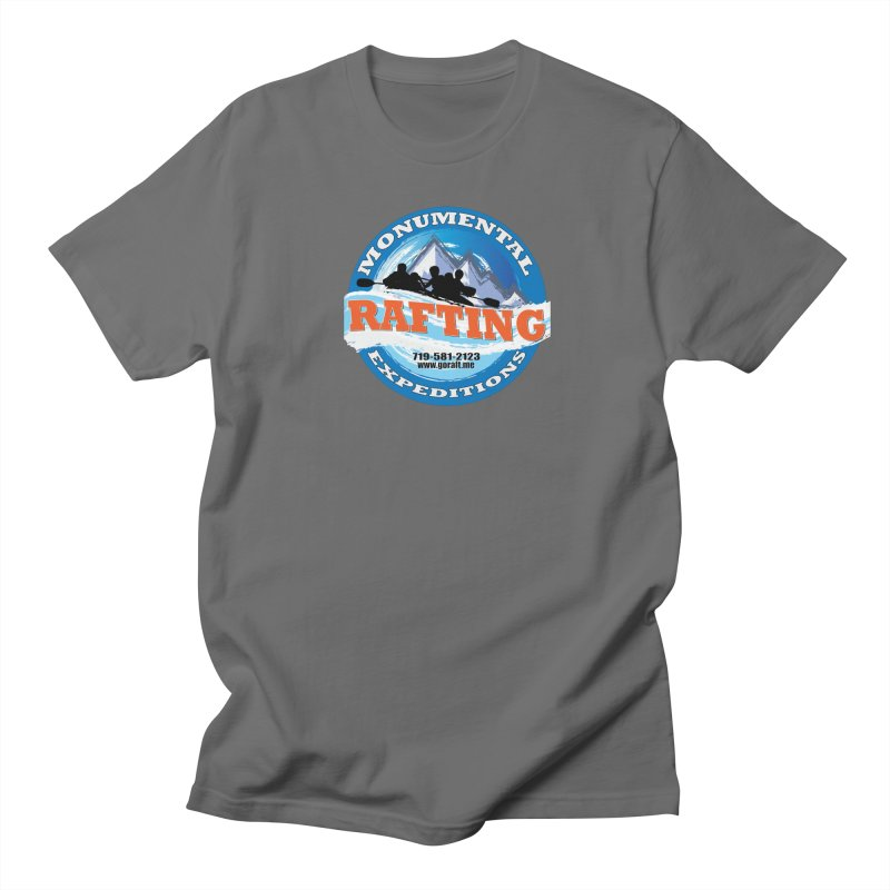 ME - Rafting Men's T-Shirt by Monumental Expeditions