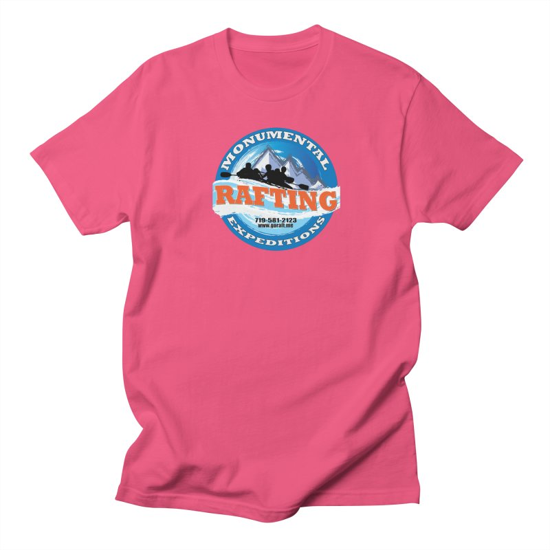 ME - Rafting Women's Regular Unisex T-Shirt by Monumental Expeditions