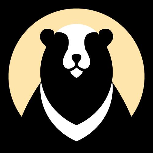 Moon Bear Design Studio's Artist Shop Logo