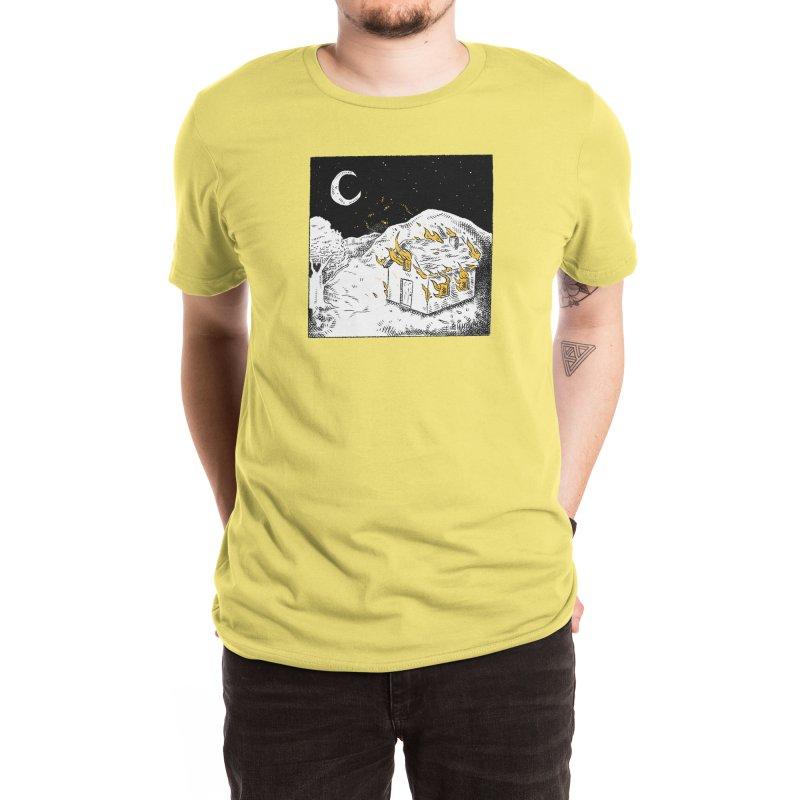 Everything You Love Will Burn Men's T-Shirt by moongerm's Artist Shop