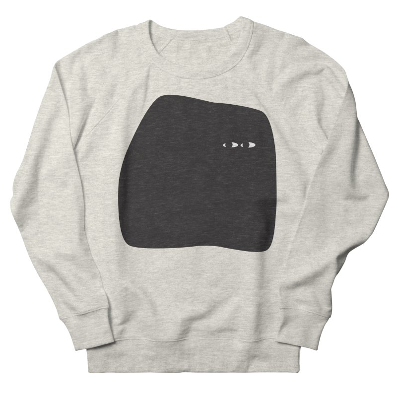 Suspicion Men's French Terry Sweatshirt by Moongirl's Artist Shop