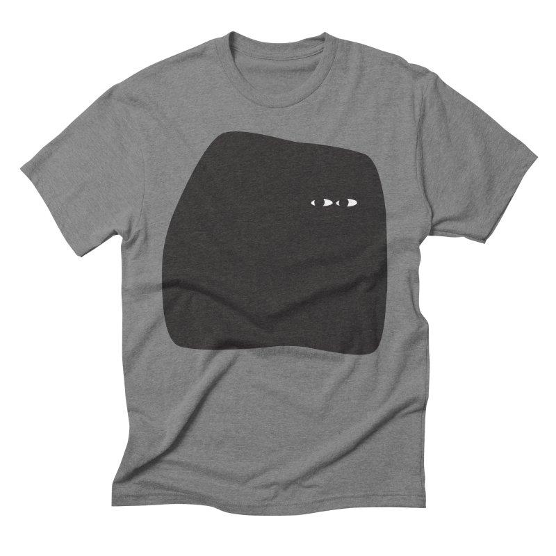 Suspicion Men's Triblend T-Shirt by Moongirl's Artist Shop