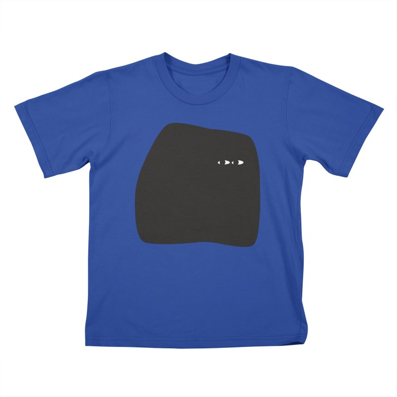 Suspicion Kids T-shirt by Moongirl's Artist Shop