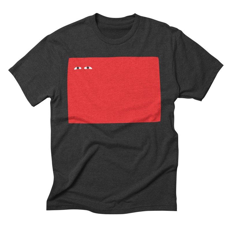 Anger Men's Triblend T-Shirt by Moongirl's Artist Shop