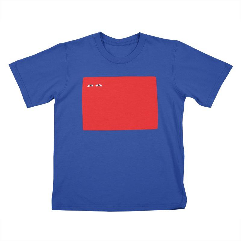 Anger Kids T-shirt by Moongirl's Artist Shop