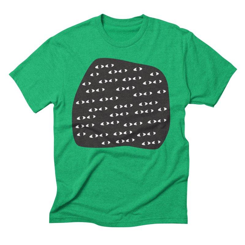 Paranoia Men's Triblend T-Shirt by Moongirl's Artist Shop