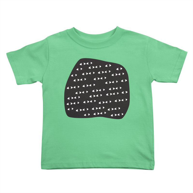 Paranoia Kids Toddler T-Shirt by Moongirl's Artist Shop