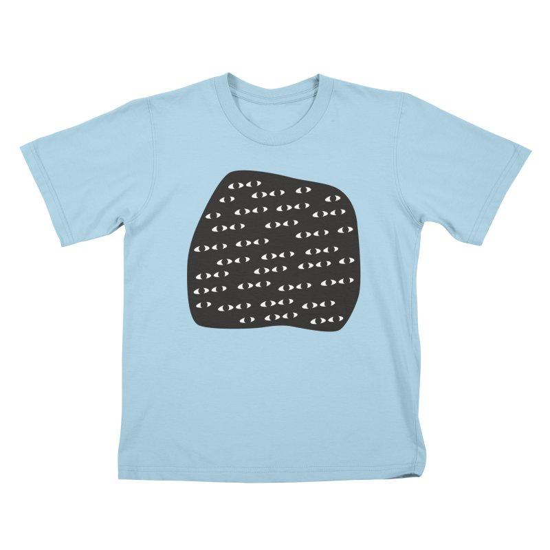 Paranoia Kids T-Shirt by Moongirl's Artist Shop