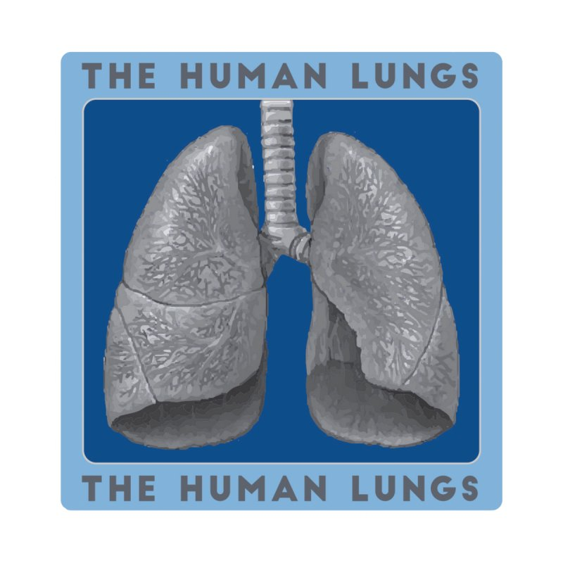 The Human Lungs by Moon Joggers's Artist Shop
