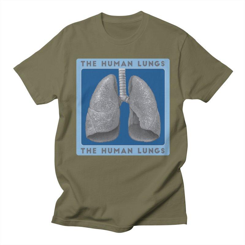 The Human Lungs Women's Regular Unisex T-Shirt by Moon Joggers's Artist Shop