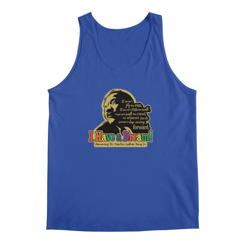I Have a Dream Men's Regular Tank by Moon Joggers's Artist Shop