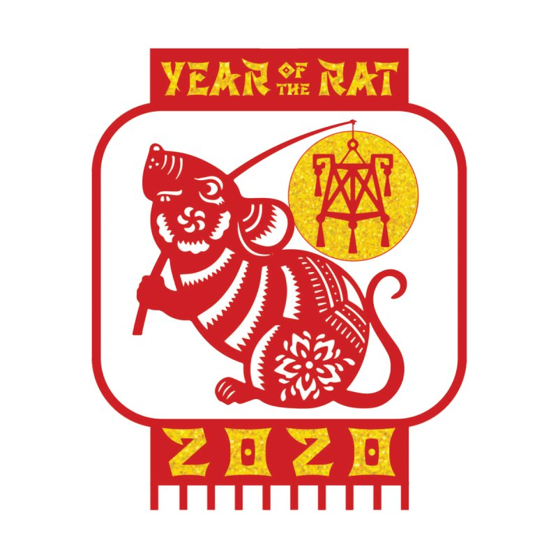 Chinese New Year - Year of the Rat by Moon Joggers's Artist Shop