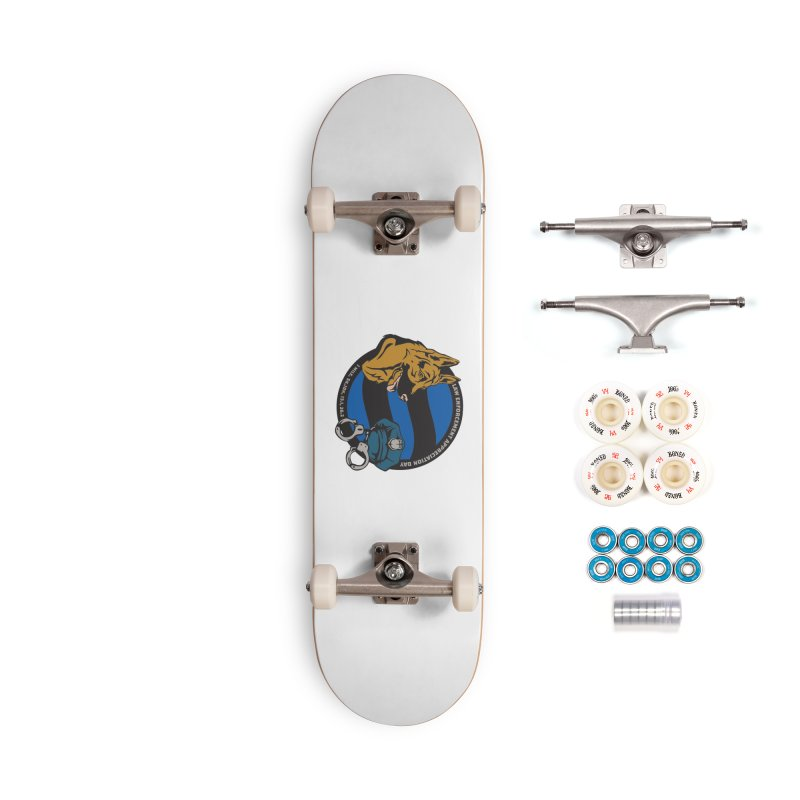 Law Enforcement Appreciation Accessories Complete - Premium Skateboard by Moon Joggers's Artist Shop