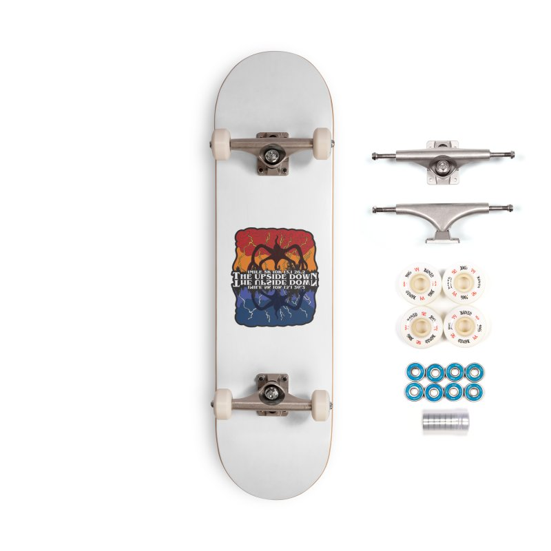 The Upside Down Accessories Complete - Premium Skateboard by Moon Joggers's Artist Shop
