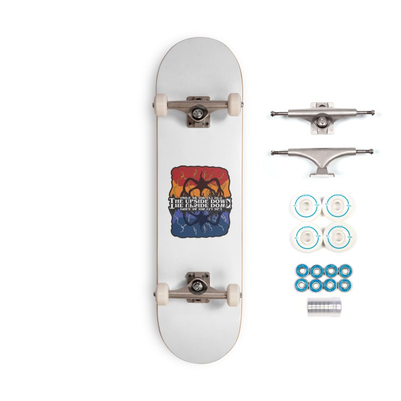 The Upside Down Accessories Complete - Basic Skateboard by Moon Joggers's Artist Shop