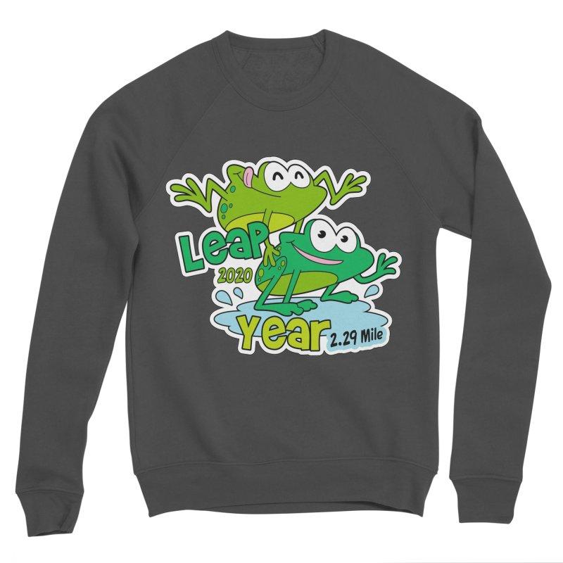 Leap Year 2020 Men's Sponge Fleece Sweatshirt by Moon Joggers's Artist Shop