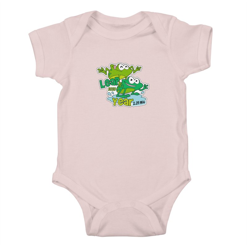 Leap Year 2020 Kids Baby Bodysuit by Moon Joggers's Artist Shop