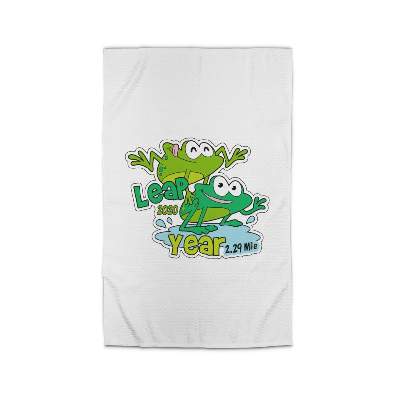 Leap Year 2020 Home Rug by Moon Joggers's Artist Shop